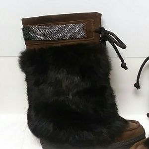 Coach Shoes - NWOT COACH MADE IN ITALY BOOTS